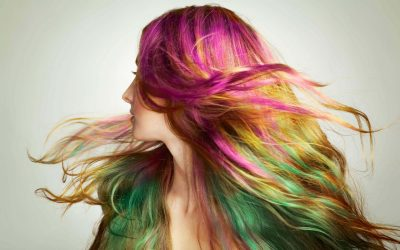 Cuida tu cabello teñido en cuarentena