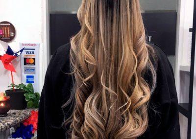 Peinados - Estilo Vecci